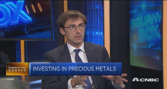 Analisi del prezzo dell'oro. A cura di Ned Naylor-Leyland, gestore del fondo Old Mutual Gold & Silver, Old Mutual Global Investors