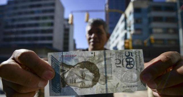 Il collasso economico del Venezuela
