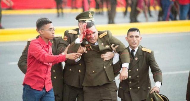 Attentato contro il presidente Maduro nel Venezuela?