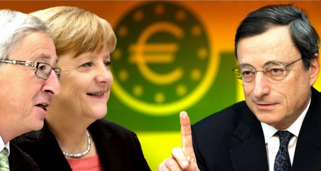 Clamorose le novità in arrivo dalla Germania, dove la cancelliera Merkel sarebbe disposta a cedere la presidenza della BCE, ottenendo in cambio la guida della Commissione. Vediamo perché.