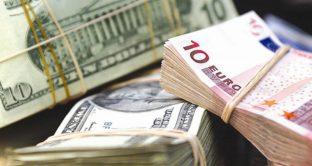 Cambio euro-dollaro, cosa accade nel caso di crisi dell'America?