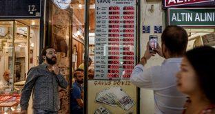 La crisi turca letta attraverso i dati
