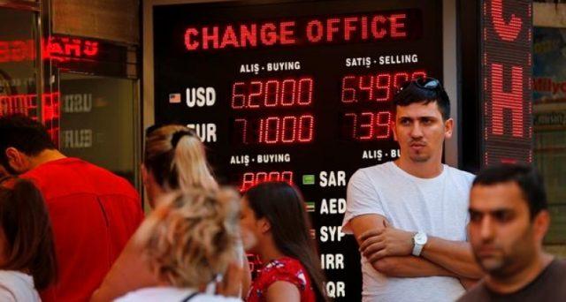 La crisi della lira turca continua