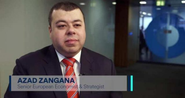 Commento suli ultimi dati sul Pil britannico a cura di Azad Zangana, Senior European Economist and Strategist, Schroders.