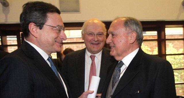 La BCE di Draghi nel mirino dell'Italia penta-leghista