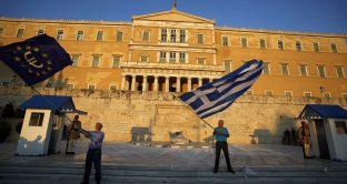 La Troika via dalla Grecia