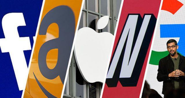 Apple vale 1.000 miliardi di dollari in borsa e tutti i giganti di internet si mostrano in grado di offrire grosse soddisfazioni agli azionisti. Ecco quanto avremmo guadagnato credendo in questi colossi internazionali.