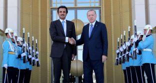 Il Qatar sostiene la Turchia con 15 miliardi di dollari