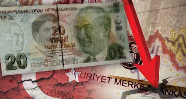 Lira turca al collasso sui timori di imminenti controlli sui capitali ad Ankara. Le sanzioni USA accelerano i deflussi finanziari.