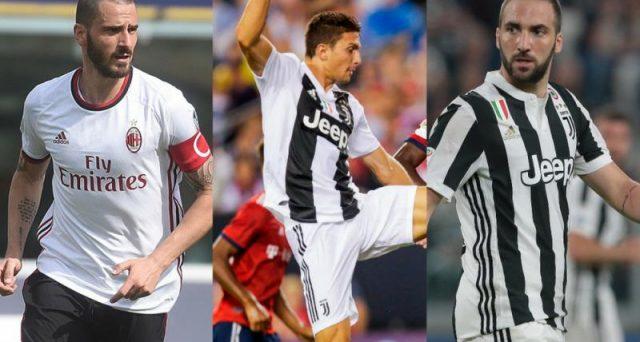 Milan-Juventus, l'incidenza sui conti delle operazioni in corso