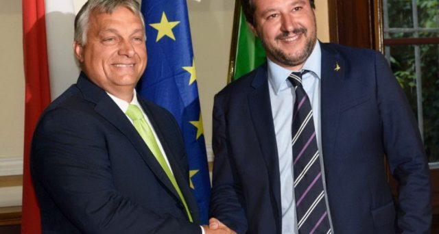 L'incontro tra Viktor Orban e Matteo Salvini sancisce la nascita di una convergenza, il cui scopo consiste nella gestione della politica europea dopo il rinnovo dell'Europarlamento. Un colpo alla già debole leadership di Frau Merkel.