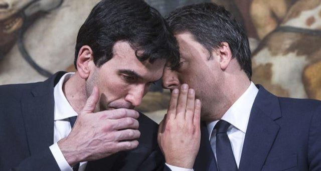 A Genova i funerali sono stati celebrati pure per il PD. Il partito-sistema è ormai oggetto di risentimento e vero e proprio odio in tutta Italia.