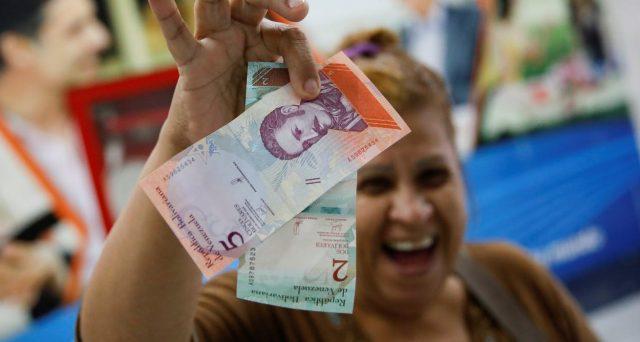 """Caos Venezuela con il nuovo bolivar """"sovrano"""""""