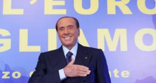 Berlusconi si candida alle europee