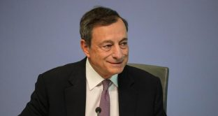 Draghi non proroga il QE