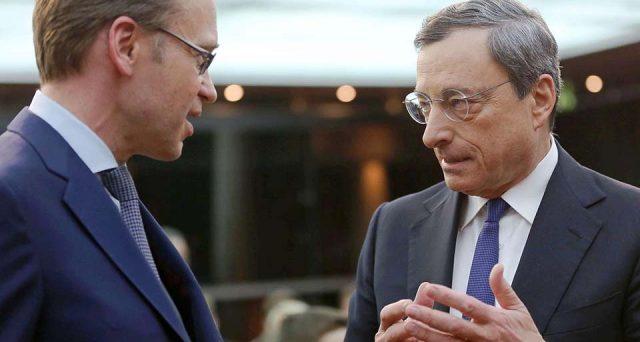 La crisi del debito mai sopita da Draghi