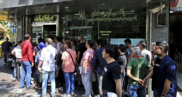 La crisi dei pannolini in Iran