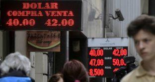 La crisi delle valute emergenti