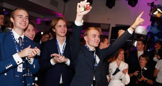 Corona svedese si rafforza dopo le elezioni