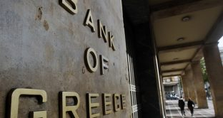 Crollano in borsa le banche in Grecia
