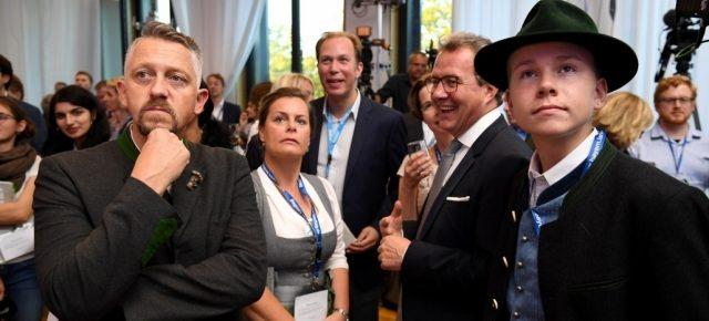 Elezioni in Baviera terremotano l'Europa