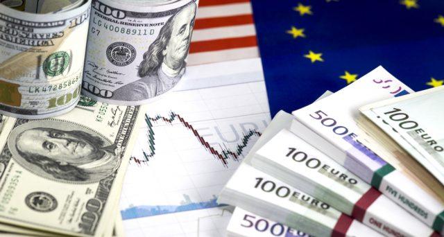 Ecco cosa ci segnalerebbe il combinato tra cambio euro-dollaro e rendimenti dei bond. I titoli tedeschi dovranno rendere di più d'ora in avanti?