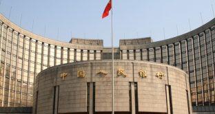 La Cina taglia i coefficienti di riserva obbligatoria delle banche