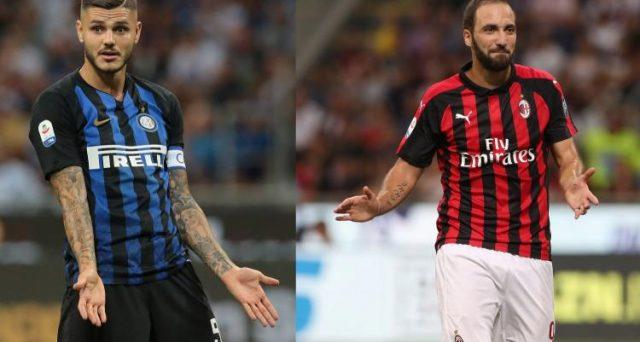 Inter e Milan disputano il derby domani sera e l'incontro cade alla vigilia dell'operazione di Suning per rilevare il 100% della proprietà nerazzurra, mentre il club rossonero ha appena avviato l'era dell'americana Elliott al comando.