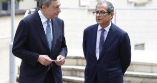 Draghi abbassa la tensione sui BTp