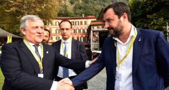 Il centro-destra non esiste e ad ucciderlo è la linea pro-UE di Antonio Tajani, che sta portando Forza Italia al suicidio elettorale. E Matteo Salvini aspetta l'attimo per prendersi la coalizione e trasformarla in un partito unico.