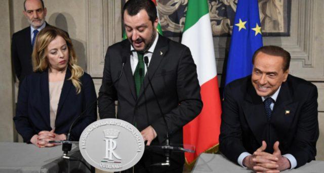 Convergenza in corso tra Matteo Salvini e Giorgia Meloni, a partire dal decreto sicurezza e immigrazione. In ballo ci sono le elezioni europee e prima ancora quelle possibili per il Comune di Roma. E Silvio Berlusconi resta isolato.