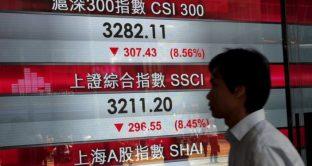 La Cina rallenta e i capitali fuggono