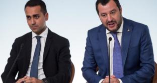 Lo spread tra Salvini e Di Maio si amplia