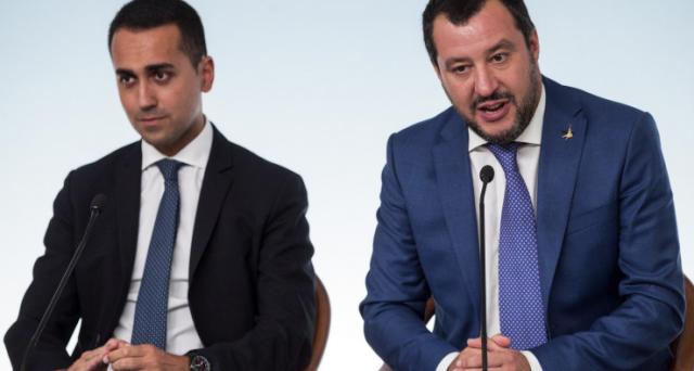 Perché il governo giallo-verde di Giuseppe Conte sembra destinato a durare poco per la crescente disparità di peso politico tra Salvini e Di Maio.