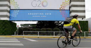 Al via il vertice G20 in Argentina