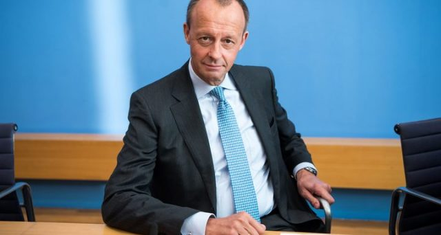 Germania ed euro, le parole di Friedrich Merz