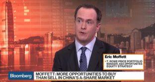 Commento sull'economia cinese a cura di Eric Moffett, gestore del fondo T. Rowe Price Asia Opportunities Equity, T. Rowe Price