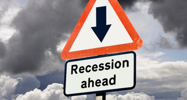 Recessione sempre più vicina all'Italia, e non solo