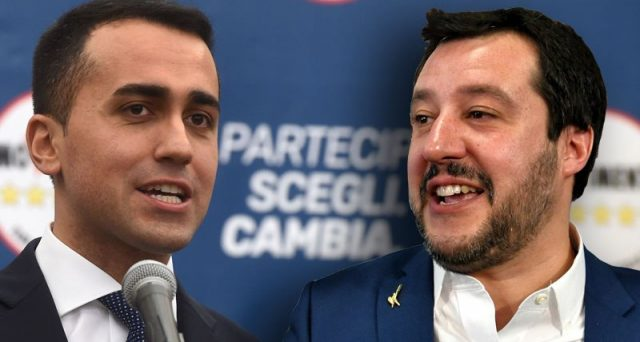La ricchezza finanziaria è concentrata in Italia essenzialmente al nord e per questo le turbolenze sui mercati penalizzano di più i risparmiatori settentrionali. E Salvini non sta a guardare.