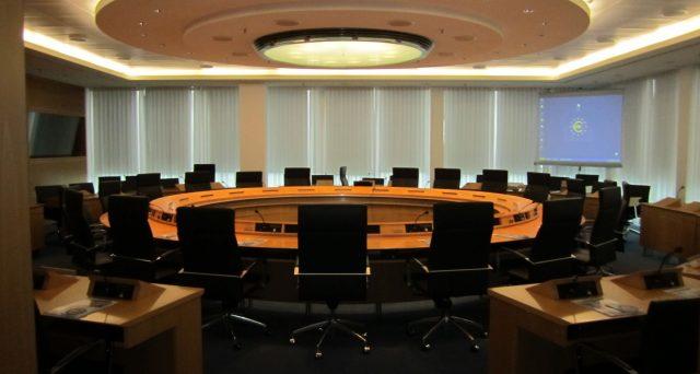 L'ultima riunione dell'anno della BCE porrà fine al