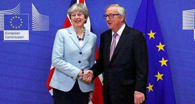 Si avvicina la hard Brexit