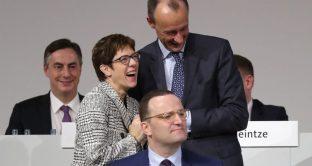 """Dopo la Merkel una """"mini Merkel"""""""