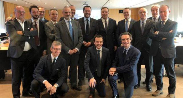 Salvini fa le prove di premier