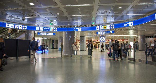 Il nanismo degli aeroporti italiani