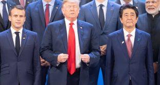 Trump e il commercio mondiale