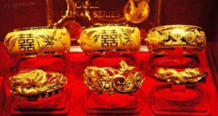 La Cina compra oro