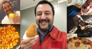 Il dominio di Salvini sul web