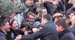 L'odio della sinistra si riserva ora su Salvini