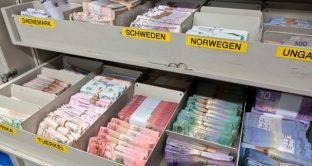 Svizzera, la banca centrale chiude il 2018 in forte perdita