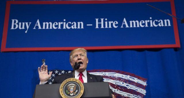 L'America di Trump crea lavoro